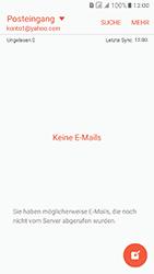 Samsung J510 Galaxy J5 (2016) DualSim - E-Mail - Konto einrichten (yahoo) - Schritt 5