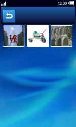 Sony TXT Pro - E-mail - Envoi d