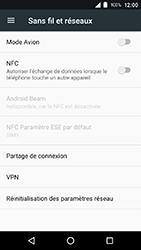 Crosscall Action X3 - Internet et connexion - Partager votre connexion en Wi-Fi - Étape 5