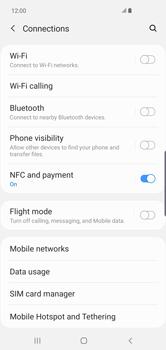 Samsung Galaxy S10 Plus - WiFi - WiFi configuration - Step 5