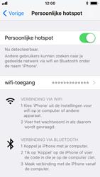 Apple iPhone SE met iOS 11 (Model A1723) - WiFi - Mobiele hotspot instellen - Stap 8