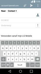 LG Spirit (H420F) - e-mail - hoe te versturen - stap 8