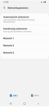 Samsung Galaxy A40 - Netwerk - Handmatig een netwerk selecteren - Stap 11
