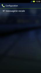 Acer Liquid E3 - Messagerie vocale - Configuration manuelle - Étape 8
