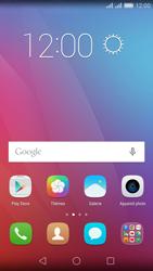 Huawei Honor 5X - Applications - Créer un compte - Étape 2