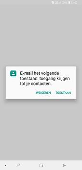 Samsung Galaxy A6 Plus - e-mail - handmatig instellen - stap 5