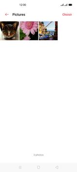 Oppo Reno 4Z - Photos, vidéos, musique - Envoyer une photo via Bluetooth - Étape 9