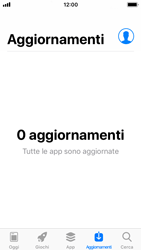 Apple iPhone SE - iOS 11 - Applicazioni - Installazione delle applicazioni - Fase 7