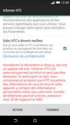 HTC One (M8) - Premiers pas - Créer un compte - Étape 31