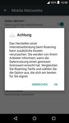 """Alcatel Idol 3 - 4.7"""" - Ausland - Im Ausland surfen – Datenroaming - 0 / 0"""