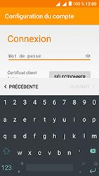 Alcatel U5 - E-mails - Ajouter ou modifier votre compte Outlook - Étape 7