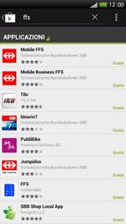 HTC One S - Applicazioni - Installazione delle applicazioni - Fase 21