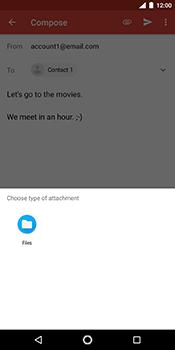 Nokia 7 Plus - E-mail - Sending emails - Step 11