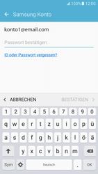 Samsung Galaxy S7 - Datenschutz und Sicherheit - 'Mein Handy suchen' einschalten - 6 / 11