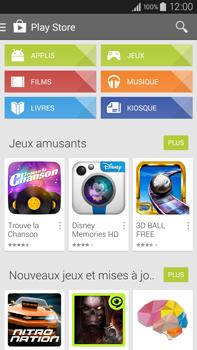 Samsung Galaxy Note 4 - Applications - Installation d