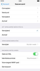Apple iPhone 6 Plus (Model A1524) - E-mail - Instellingen KPNMail controleren - Stap 24