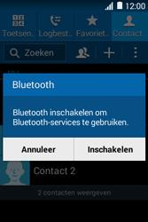 Samsung Galaxy Young2 (SM-G130HN) - Contacten en data - Contacten overzetten via Bluetooth - Stap 10