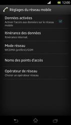 Sony LT30p Xperia T - MMS - Configuration manuelle - Étape 6