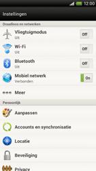 HTC S728e One X Plus - Bluetooth - Koppelen met ander apparaat - Stap 4