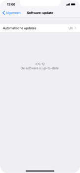 Apple iPhone XR - software - update installeren zonder pc - stap 6