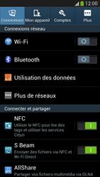 Samsung Galaxy S 4 Active - Internet et roaming de données - Désactivation du roaming de données - Étape 4