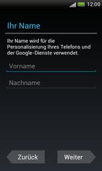 HTC Desire X - Apps - Konto anlegen und einrichten - 5 / 18