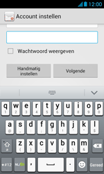 Huawei Ascend Y300 - e-mail - handmatig instellen - stap 7