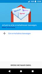 Sony Xperia XZ Premium - Android Oreo - E-mail - e-mail instellen (gmail) - Stap 6