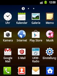 Samsung Galaxy Y - Apps - Installieren von Apps - Schritt 3