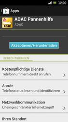 Sony Ericsson Xperia Ray mit OS 4 ICS - Apps - Herunterladen - Schritt 20