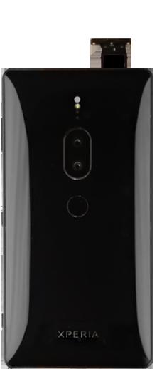 Sony Xperia XZ2 Premium - SIM-Karte - Einlegen - Schritt 6