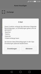 Huawei P9 - E-Mail - Konto einrichten (outlook) - Schritt 5