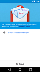 LG X Power - E-Mail - Konto einrichten (gmail) - Schritt 5