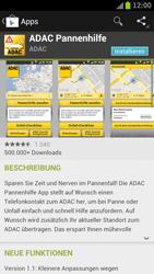 Samsung Galaxy S3 - Apps - Herunterladen - 19 / 22