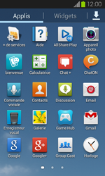 Samsung Galaxy S2 - E-mails - Ajouter ou modifier un compte e-mail - Étape 3