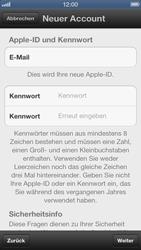 Apple iPhone 5 - Apps - Einrichten des App Stores - Schritt 8