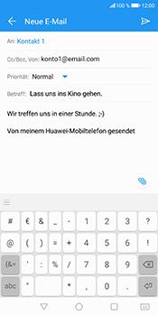 Huawei Honor 9 Lite - E-Mail - E-Mail versenden - 10 / 18