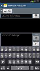 Samsung I9195 Galaxy S IV Mini LTE - MMS - envoi d'images - Étape 8