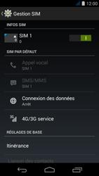 Acer Liquid Jade S - Internet - désactivation du roaming de données - Étape 5