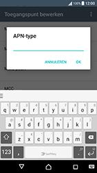 Sony Xperia X Performance (F8131) - Internet - Handmatig instellen - Stap 14
