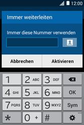 Samsung G130HN Galaxy Young 2 - Anrufe - Rufumleitungen setzen und löschen - Schritt 8