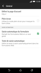 HTC One M8 - Internet - configuration manuelle - Étape 24