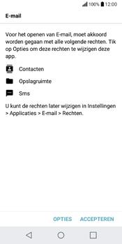 LG Q6 (M700) - E-mail - Account instellen (IMAP met SMTP-verificatie) - Stap 20