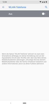 Nokia 7.2 - WiFi - WiFi Calling aktivieren - Schritt 10