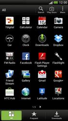 HTC Z520e One S - Internet - Internet browsing - Step 2
