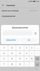 Huawei P8 Lite (2017) - voicemail - handmatig instellen - stap 8