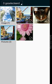 Samsung Galaxy Note Edge - contacten, foto