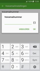 Samsung Galaxy A5 2016 (SM-A510F) - Voicemail - Handmatig instellen - Stap 8