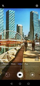 Huawei P30 lite - Photos, vidéos, musique - Créer une vidéo - Étape 11