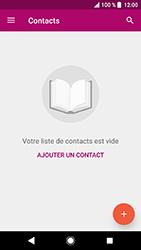 Sony Xperia XA2 - Contact, Appels, SMS/MMS - Ajouter un contact - Étape 4